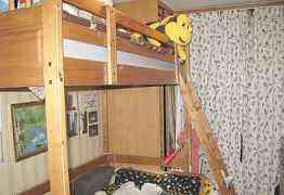 Кровать-чердак икея