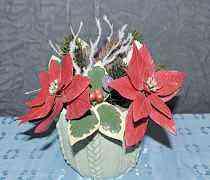 Цветы из японской полимерной глины