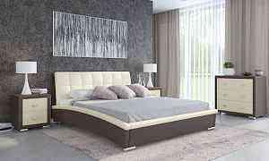 Кровать с экспозиции