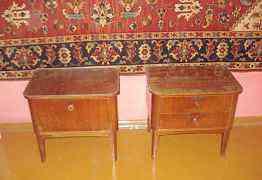 Антикварный спальный гарнитур начало 50-х годов