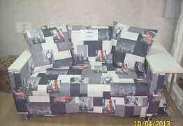 """Новый раскладной диван, механизм """"аккордеон"""""""
