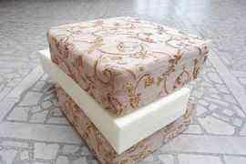 новые подушки для старой софы