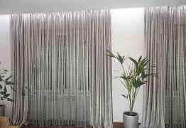 модные красивые шторы