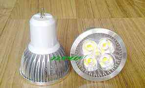 Светодиодные LED лампы GU5.3 85-265V 12Ватт