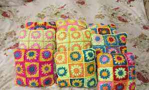 Подушки декоративные hand made