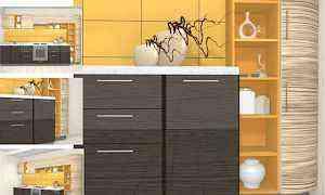 , сборка и установка кухонь