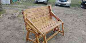 Красивая мебель для дома и дачи