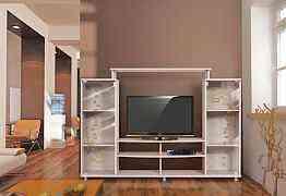 Шкаф и тумбочка под телевизор