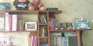 Полочка для книг