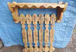 Декоративные кашпо, вешалки для дачи