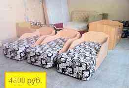 Детские кроватки фунтик, новые