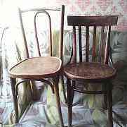Венские стулья 5 шт. старые
