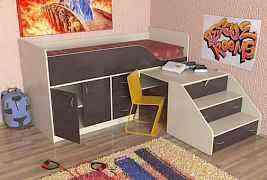 Подростковая кровать Кузя-2