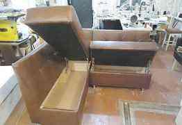 Угловой диван для кухни новый