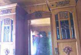 Буфет-комод с зеркалом