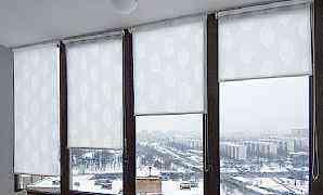 Вертикальные Горизонтальные жалюзи, рулонные шторы